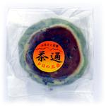 茶通 夕日の五岳 パッケージ